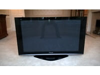 "50"" HD Plasma TV Panasonic TH50PZ70B"