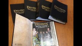 Diagostini lord of the rings magazines