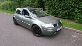 Renault megane 1.9 dci spairs or repairs