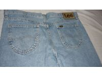 """Lee Brooklyn Jeans 38W 32L **Great Condition"""""""