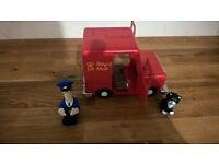 Postman Pat Friction Van