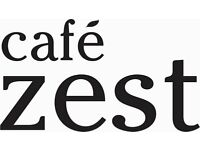 Assistant Unit Manager, Cafe Zest, House of Fraser, Grimsby