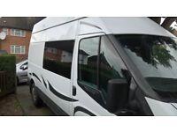 2009 Ford Transit LWB 2.4 camper van DVLA registered