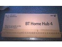 Brand News BT Home Hub 4 boxed
