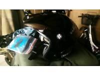 Spada trials bike helmet