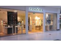 Pandora Seasonal Staff - Edinburgh Area
