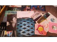 Vinyl Job Lot 70s 80s Clasic Rock / 80s pop rock