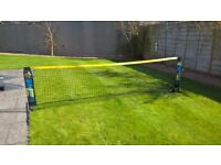 Mini Tennis Net (portable/foldaway)
