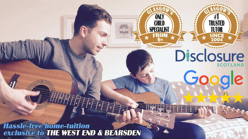 KIDS Guitar Lessons   West End   FREE 1st lesson!