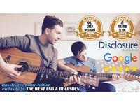 KIDS Guitar Lessons | West End | FREE 1st lesson!