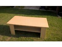 Gorgeous IKEA coffee table, like new