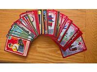 Sainsbury's lego cards to swap