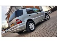 MERCEDES ML 350 AUTOMATIC,1 OWNER,FULL HISTORY,px Welcome