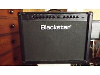 Black Star I.D 260 TVP Duel 12 Guitar Combo Amp, with foot swtitch