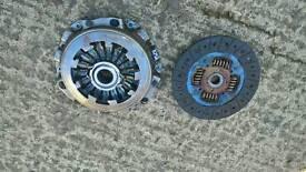 Subaru wrx 02 Exedy clutch