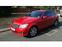 Mercedes-Benz C Class 2.1 C220, Full MERC Service History, SE Limited Edition 125 Facelift + Eco