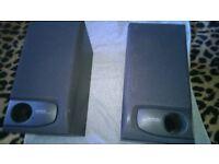 KENWOOD LS-B3 - Speakers Studio use Home Systesms 50W 6 ohm Kenwood