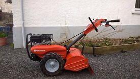 Husqvarna TR430 cultivator/tiller/rotovator 5hp