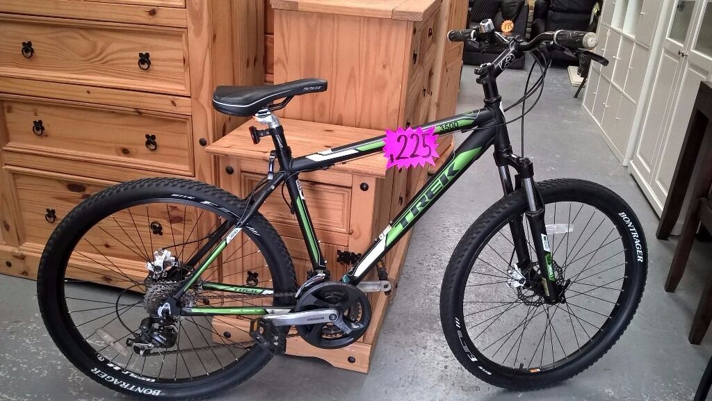 Trek 3500 Mountain Bike In Lovely Condition In Drumchapel