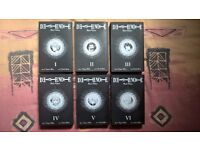 The Death Note (Black Edition) all 6 volumes