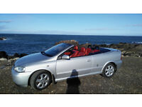 Vauxhall ASTRA CABRIO 13K MILES PERFECT RUNNER