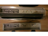 Crown Macrotech 1201Amplifier