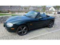 Mazda MX5 2003 1.6 Mk2.5 12 Months M.O.T