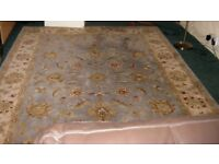 LOVELY THICK RUG - 6FT 6 INCHES X 8 FT APPROX