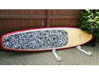 Stand up paddle board TOP OF THE LINE BAMBOO