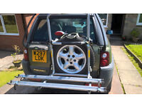 Bike Carrier for 4x4