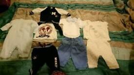 Boys newborn bundle