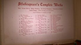 Shakespeare 's Complete Works.