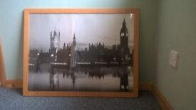 Picture frame and London picture