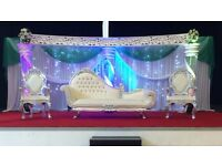 wedding stage hire London