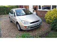 Used ford focus for sale, good car for its age