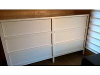 IKEA Large Chest of Drawers - Trondheim