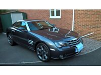 Chrysler Crossfire SHOWROOM CONDITION Only 37571 miles from NEW