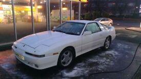 1990 Toyota Supra 3.0 Non-turbo - Manual gearbox