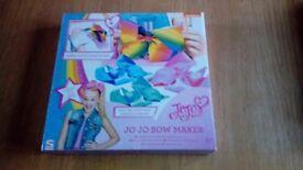 Brand new jo jo siwa bow maker