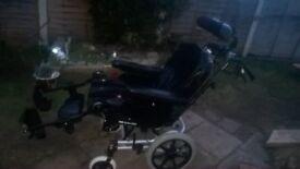 Azalea Assist wheelchair
