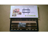 """**LED/LCD/PLASMA WALL MOUNT 26""""-63"""", BRAND NEW IN BOX**"""