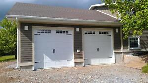 Garages,Additions,New Home Builds
