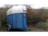 Bayhill Double Horse Trailer for sale