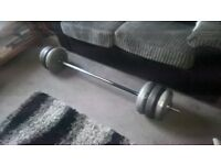 Spinlock Barbell & Weights