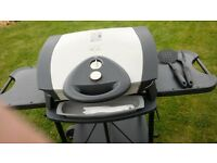GEORGE FOREMAN ELECTRIC GRILL WITH STAND