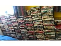 joblot of Various DVDS personal collection 600+ MASSIVE JOBLOT COLLECTION PURFLEET ESSEX RM19