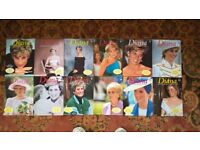 Diana Magazines & Books