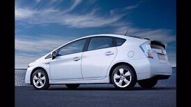 PCO Uber ready car hire/Rent, Toyota Prius Latest hybrid £235.00 Inc Insurance