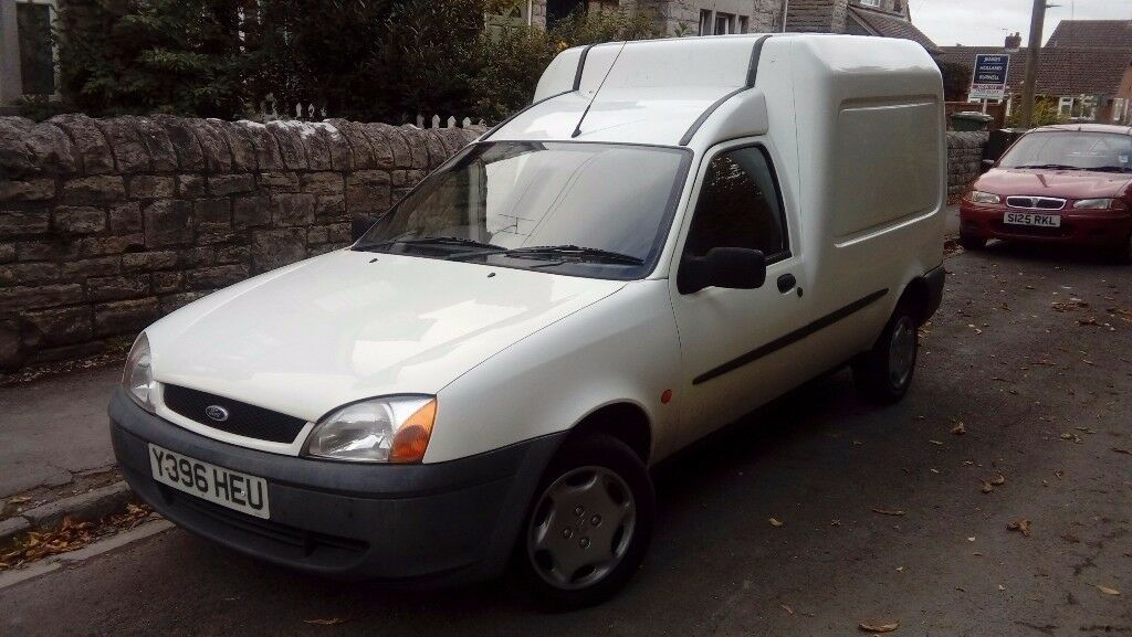 Ford fiesta courier turbo diesel