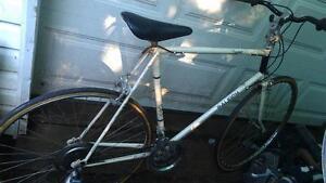 Vélo raleigh 27 pouces 10 vitesses